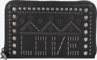 Desigual Portemonnaie 'Azabache' in schwarz, Produktansicht