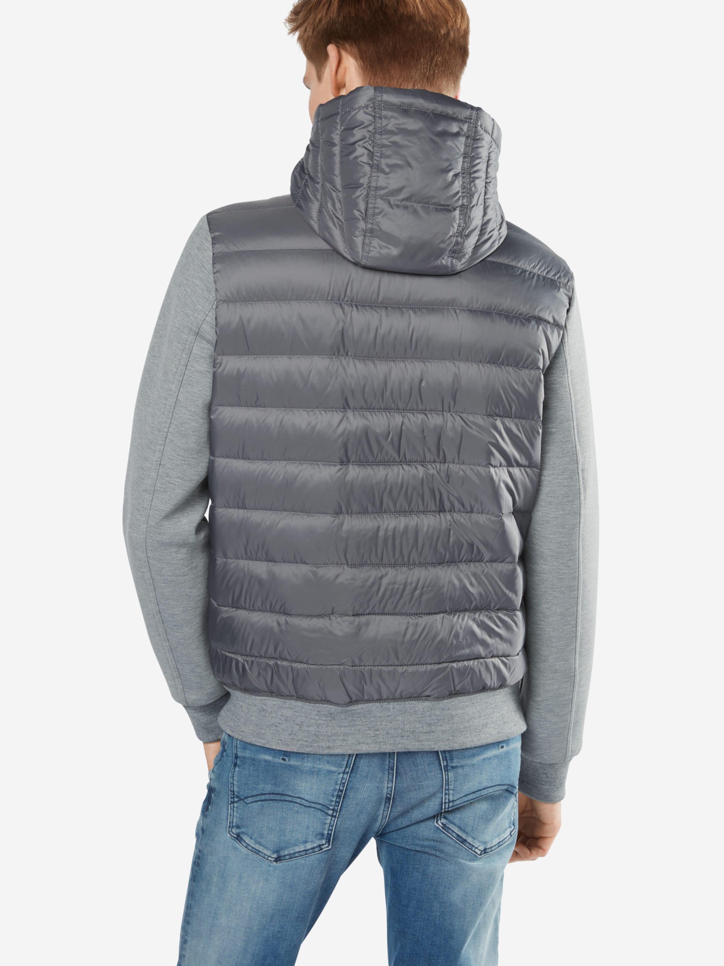 Verkauf Der Neuen Ankunft Große Diskont Online TOMMY HILFIGER Daunenjacke mit Sweat-Ärmeln Mode-Stil Online Größte Anbieter 2WAGwSylws