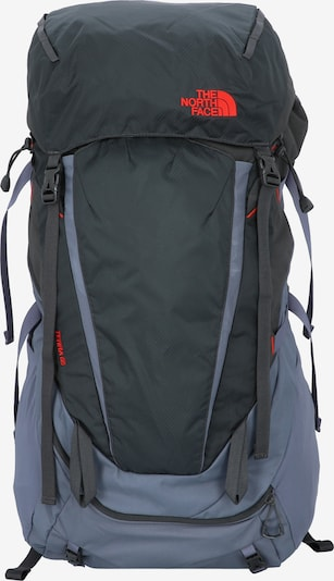 THE NORTH FACE Rucksack 'Terra' in grau / dunkelgrau, Produktansicht