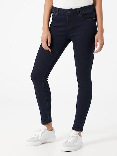 Hailys Jeans 'Amania' in de kleur Blauw: Vooraanzicht