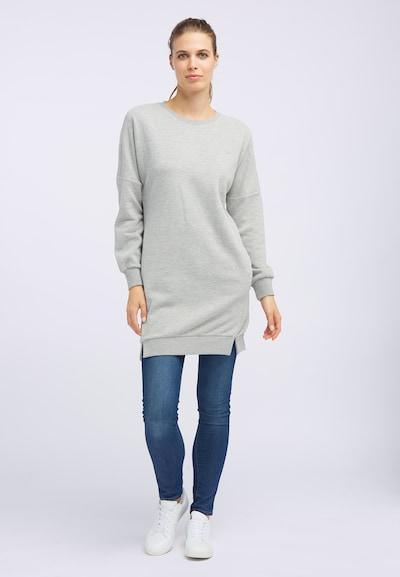 DREIMASTER Sweatshirtkleid in grau, Produktansicht