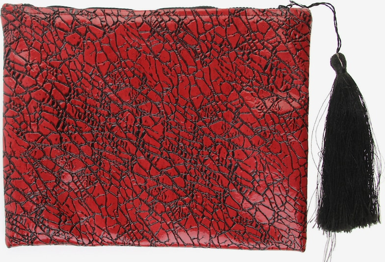 Chiccy Clutch in rot, Produktansicht