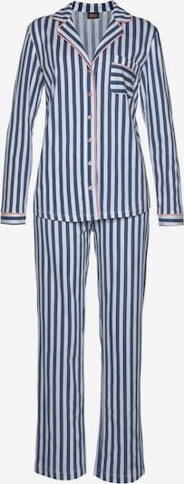 HIS JEANS Pyžamo - modrá, Produkt