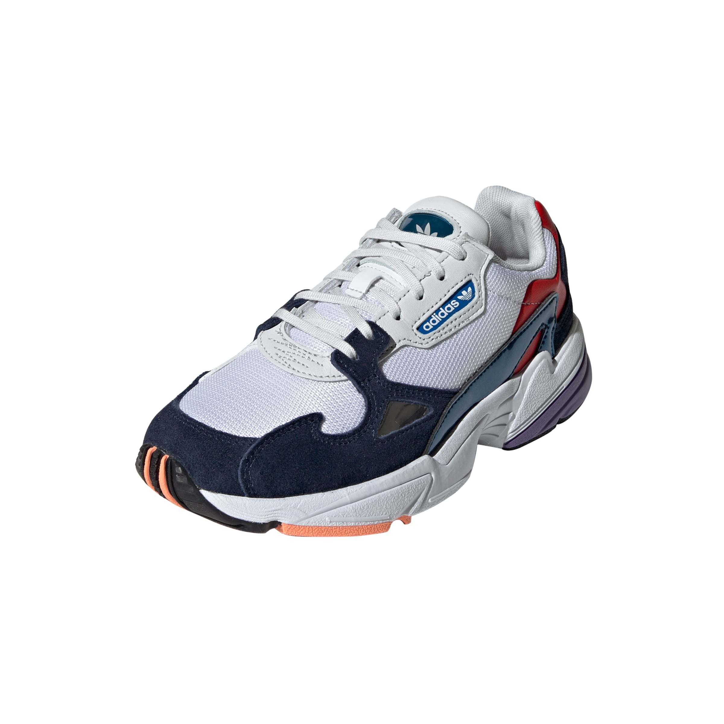 Adidas 'falcon' Originals Sneaker Rot In HelllilaPink 8PNk0OXZnw