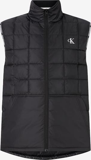 Calvin Klein Jeans Weste in schwarz, Produktansicht