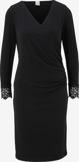 heine Robe de cocktail en noir: Vue de face