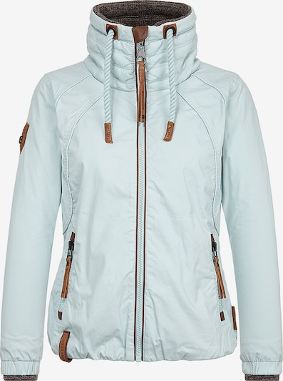 naketano Jacke 'Tittis Galore' in mint: Frontalansicht