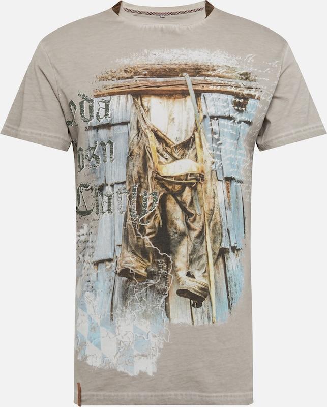 Couleurs GrisMélange shirt 'peter' De En T Marjo 3Rjq4A5L
