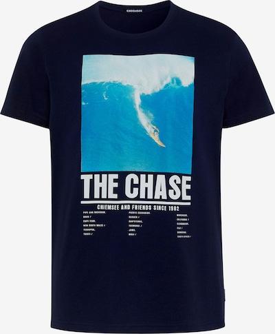 CHIEMSEE T-Shirt in nachtblau, Produktansicht
