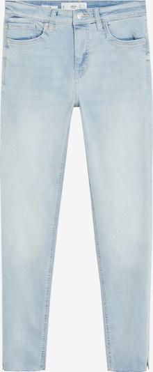 MANGO Jean 'ISA' en bleu, Vue avec produit