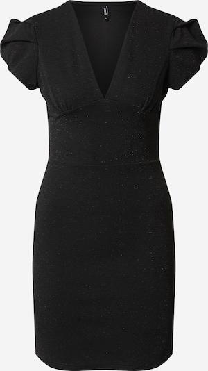 ONLY Robe 'ONLELLANIE S/S PUFF DRESS JRS' en noir, Vue avec produit