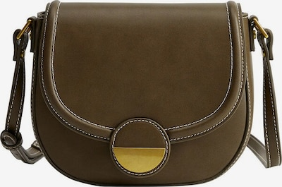 VIOLETA by Mango Tasche 'Country' in khaki, Produktansicht