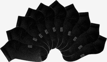 H.I.S Socks in Black