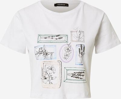 fekete / fehér Trendyol Póló, Termék nézet