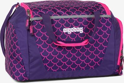 ergobag Sporttasche in dunkellila / pink, Produktansicht