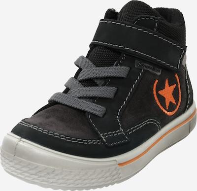RICOSTA Sneaker in grau / orange / schwarz, Produktansicht