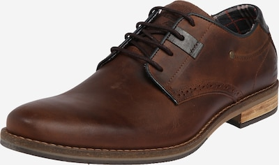 BULLBOXER Lace-up shoe in brown, Item view