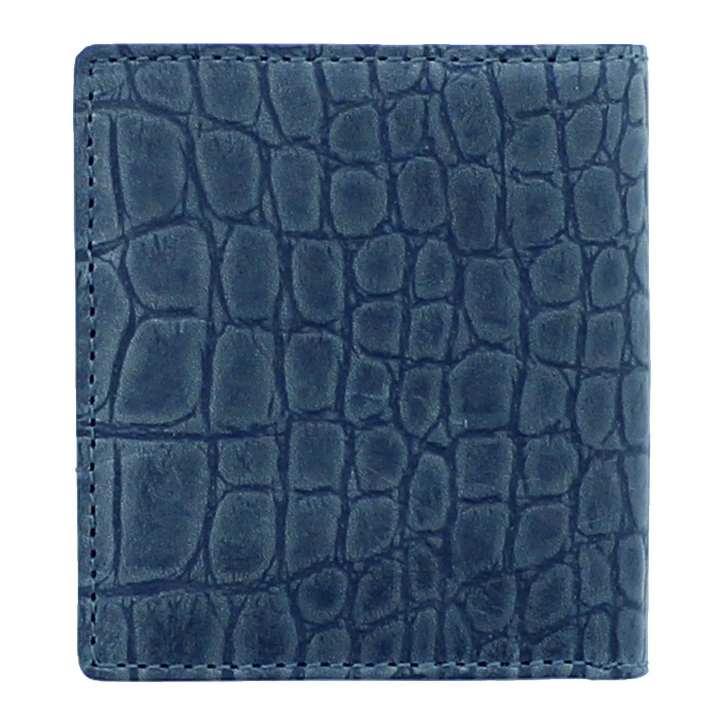 Braun In Büffel Blau 'lisboa' Geldbörse H2IED9