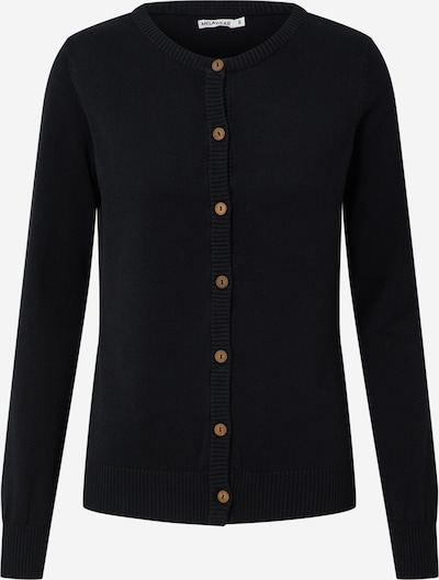 MELAWEAR Knit cardigan in black, Item view