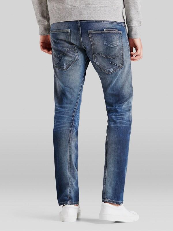 JACK & JONES Comfort Fit Jeans Mike Iron JOS 364