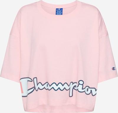 Champion Authentic Athletic Apparel Shirt 'Crewneck T-Shirt' in rosa, Produktansicht