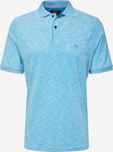 Tricou FYNCH-HATTON pe albastru, Vizualizare produs