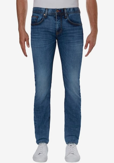 TOMMY HILFIGER Jeans 'Layton' in blue denim, Modelansicht