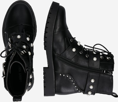 ABOUT YOU Boots 'Juliana' in schwarz: Seitenansicht