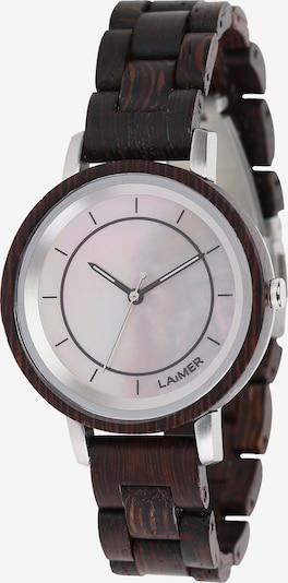 LAiMER Armbanduhr 'Karolin' in braun, Produktansicht