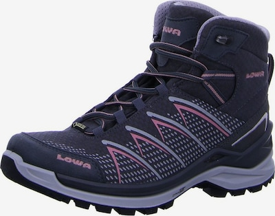 LOWA Outdoorschuhe in navy / lila, Produktansicht