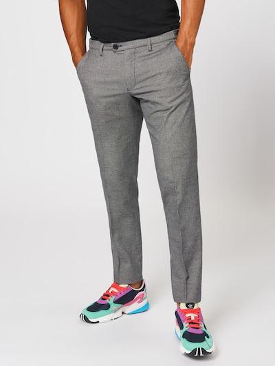 Pantaloni cu dungă 'KILL' DRYKORN pe gri închis, Vizualizare model