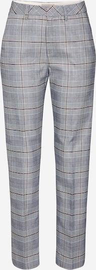 Chino stiliaus kelnės 'Drew Chester Pant' iš MOS MOSH , spalva - tamsiai mėlyna / juoda / balta, Prekių apžvalga