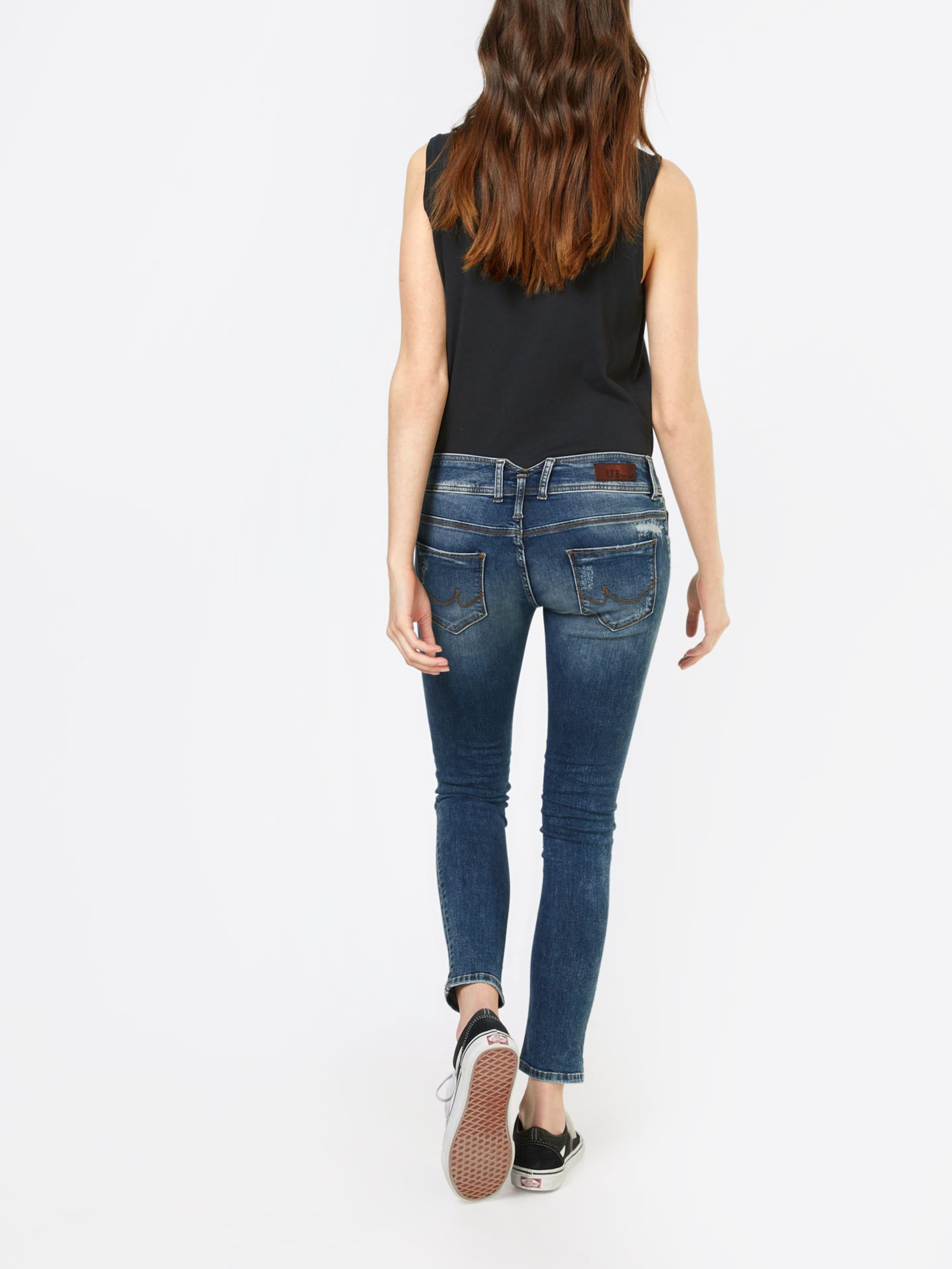 Jeans Ltb 'georget' Blauw Denim In qGzMpSUV