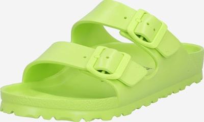 BIRKENSTOCK Pantofle 'Arizona' - svítivě zelená, Produkt