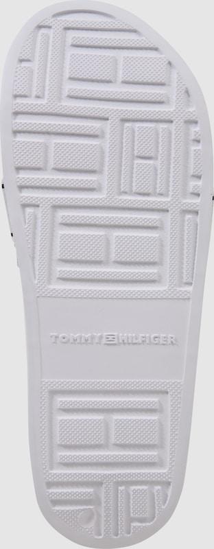 TOMMY HILFIGER Pantolette Verschleißfeste billige Schuhe