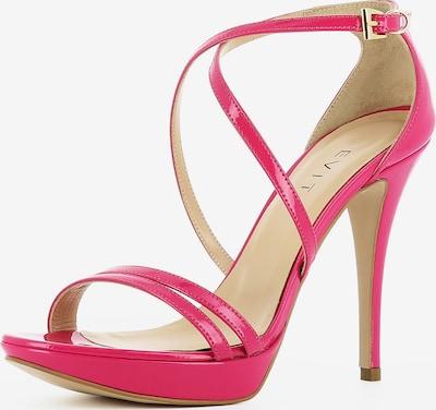 EVITA Sandalette in pink: Frontalansicht