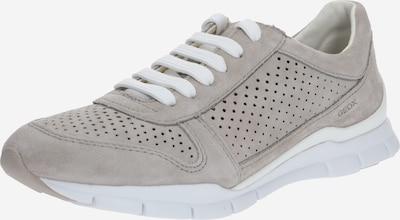 GEOX Sneaker 'D SUKIE' in hellgrau, Produktansicht