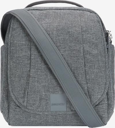 Pacsafe Sac à bandoulière 'Metrosafe LS200' en gris foncé, Vue avec produit