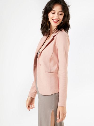 ICHI Blazer 'Kate' in puder, Modelansicht