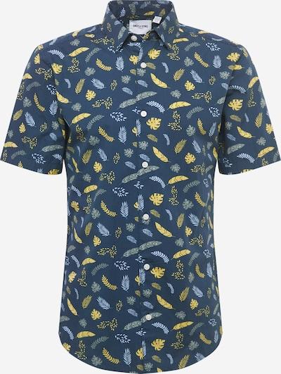 Only & Sons Hemd in dunkelblau / mischfarben, Produktansicht