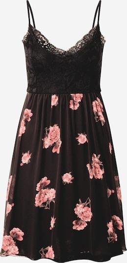 ABOUT YOU Kleid 'Agathe' in rosa / schwarz, Produktansicht