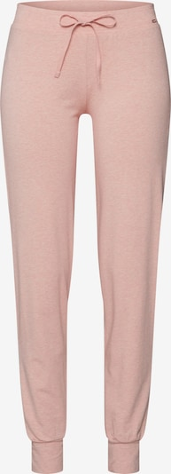 Skiny Pyjamahose in rosa, Produktansicht