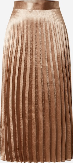EDITED Jupe 'Isabelle' en bronze, Vue avec produit