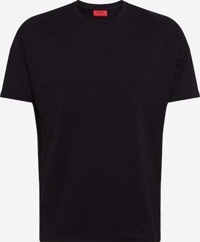 HUGO Koszulka 'Dalypso' w kolorze czarnym, Podgląd produktu