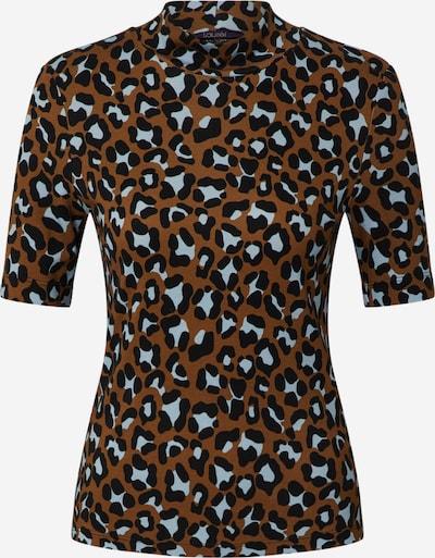 LAUREL Koszulka 'Rolli' w kolorze jasnoniebieski / brązowy / czarnym, Podgląd produktu