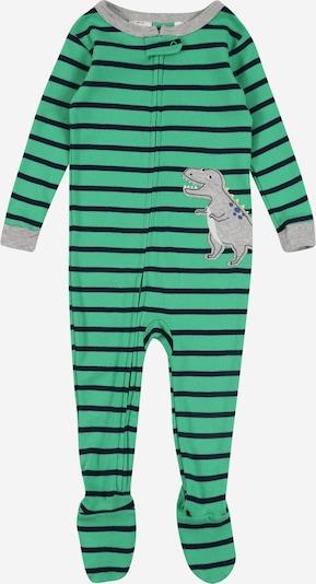Carter's Nachtkledij 'Annual Dino' in de kleur Groen / Gemengde kleuren, Productweergave