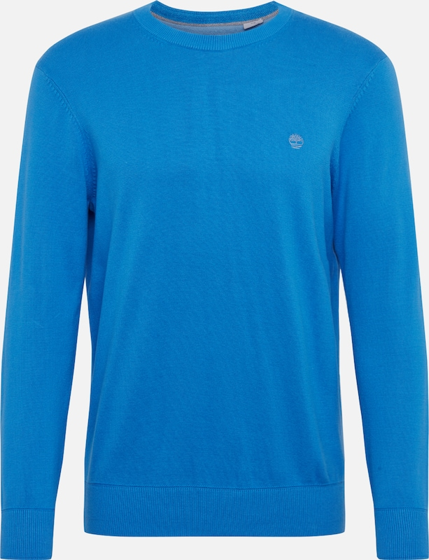 TIMBERLAND Pullover 'Williams River' in blau, Produktansicht