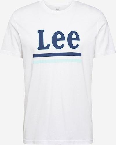 Lee Shirt in navy / hellblau / weiß, Produktansicht