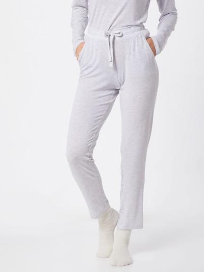 Pižaminės kelnės iš SCHIESSER , spalva - margai pilka: Vaizdas iš priekio