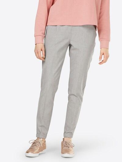 Kaffe Pleated Pants 'Nanci Jillian' in Light grey, View model